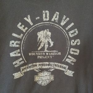 Harley-Davidson HD when did warrior project jacket